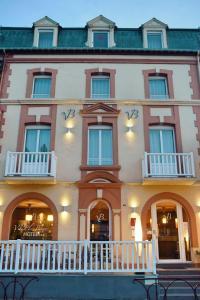Location gîte, chambres d'hotes Villa Les Bains dans le département Calvados 14