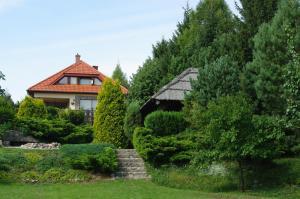Luksusowy dom nad jeziorem