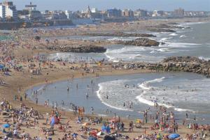 Hotel Bosnia, Hotely  Mar del Plata - big - 76