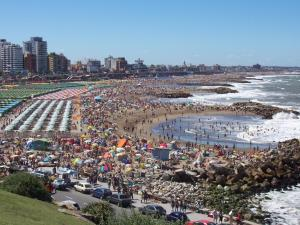 Hotel Bosnia, Hotely  Mar del Plata - big - 75