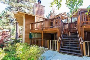 120 Juanita #4 Home, Prázdninové domy  Incline Village - big - 22