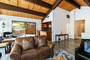 120 Juanita #4 Home, Prázdninové domy  Incline Village - big - 20