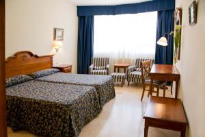Aparthotel Bahia Pinosol, Aparthotels  Jávea - big - 31