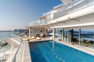 Five Palm 2 Bedroom Penthouse with Private Pool & Sea View -
