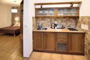Anděl Apartments Praha, Apartmány  Praha - big - 8