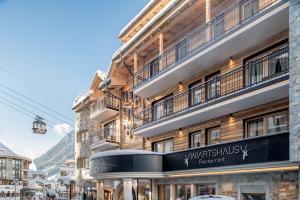 Sporthotel Silvretta - Hotel - Ischgl