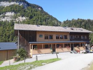 Bauernhof Farnach - Apartment - Andelsbuch