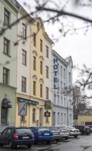 3 hvězdičkový hotel Hotel Club Trio Ostrava Česko