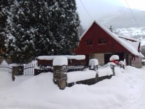 Ferienhaus Chata pod Rozsutcom Biela Slowakei