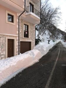 Suite Aremogna Neve - Apartment - Rocca Pia