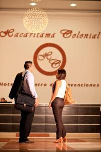 Hotel Hacaritama Colonial, Hotels  Villavicencio - big - 41