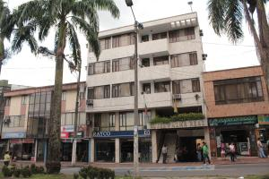 Hotel Palma Real, Hotel  Villavicencio - big - 1