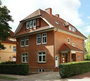 Stadtvilla am Dahlberg - Dorf Mecklenburg