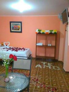 Hospedaje Los Pacaes, Мини-гостиницы  Ика - big - 6