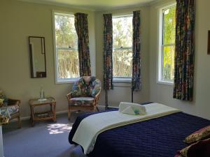 Accommodation in Halcombe