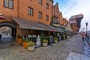 Gdansk City Apartment