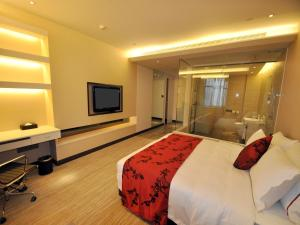 Grand View Hotel Tianjin, Hotels  Tianjin - big - 35