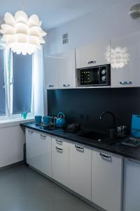 Turquoise Apartment in the Heart of Magical Krakow
