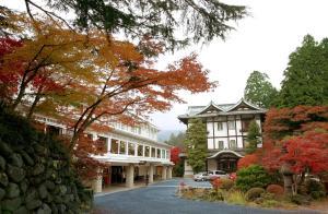 Nikko Kanaya Hotel, Hotels  Nikko - big - 45