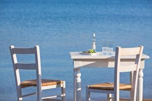 Silver Beach, Hotels  Grikos - big - 20