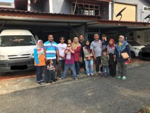 Nur Muslim 3 Homestay At Kota Bharu - Sungai Kolok