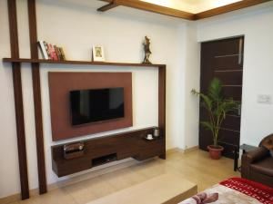 Green Nest - Private Garden with Your Room, Priváty  Gurugram - big - 4