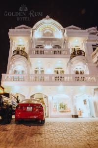 GOLDEN RUM HOTEL - Ấp Xuân An