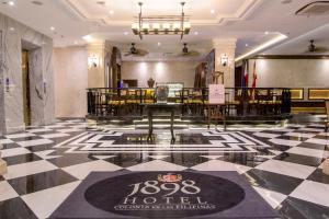 1898 Hotel Colonia En Las Filipinas