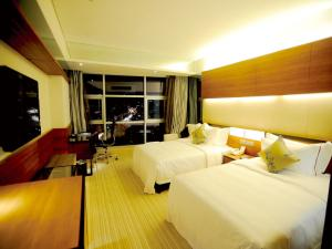 Grand View Hotel Tianjin, Hotels  Tianjin - big - 23