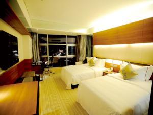 Grand View Hotel Tianjin, Hotels  Tianjin - big - 37
