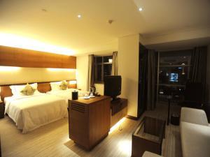 Grand View Hotel Tianjin, Hotels  Tianjin - big - 36