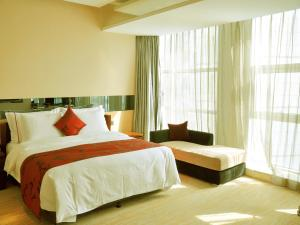 Grand View Hotel Tianjin, Hotels  Tianjin - big - 34