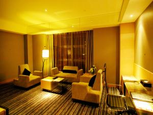 Grand View Hotel Tianjin, Hotels  Tianjin - big - 26