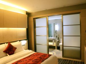 Grand View Hotel Tianjin, Hotels  Tianjin - big - 29