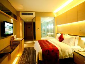 Grand View Hotel Tianjin, Hotels  Tianjin - big - 19