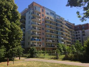 Apartament 1pokojowy z balkonem ul Spacerowa 2