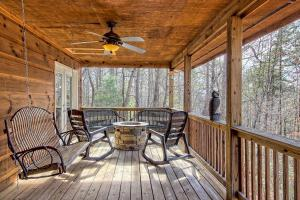 Mountain Air Cabin - Hasslers Mill