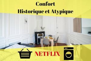 obrázek - Appart Coeur de Rouen - Place de la Gare