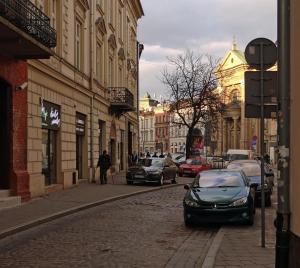 Art Apartment w centrum Krakowa (Śródmieście, Stradom)
