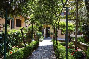 Villa Helios, Szállodák  Capri - big - 43