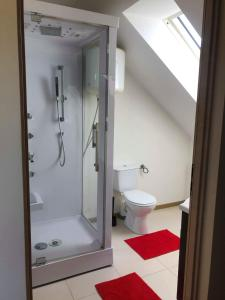 Gdansk Stegna Beautiful house private bathrooms balcony