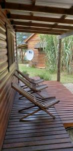 Las Cabañitas, Lodge  Necochea - big - 2