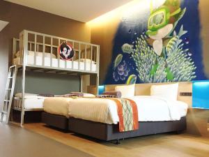 8 Icon Ao Nang Krabi, Отели  Ао-Нанг-Бич - big - 35