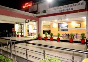 Auberges de jeunesse - Hotel Surbahar Maihar