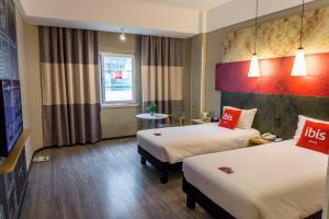 IBIS Railway Station Hotel, Hotely  Sia-men - big - 17
