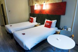 IBIS Railway Station Hotel, Hotely  Sia-men - big - 93