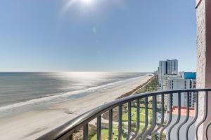obrázek - Beachfront Luxury Condo w Private Balcony