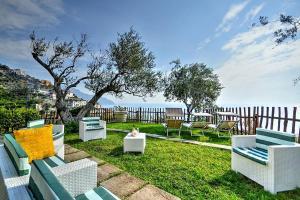 Amalfi Villa Sleeps 10 Air Con WiFi - AbcAlberghi.com