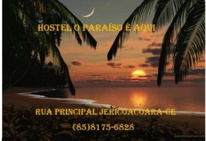 Hostel O Paraíso é aqui - Jericoacoara