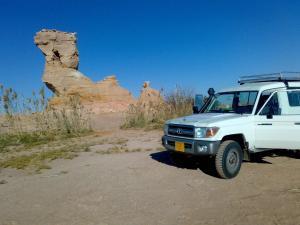 Ahmed Safari Camp, Hotels  Bawiti - big - 25